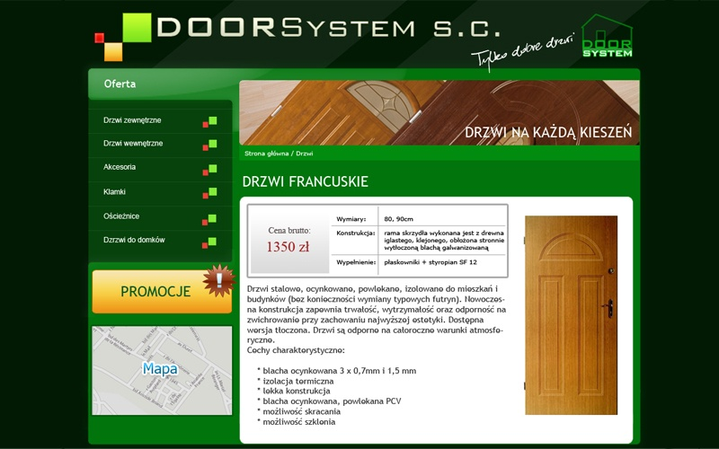 Doorsystem