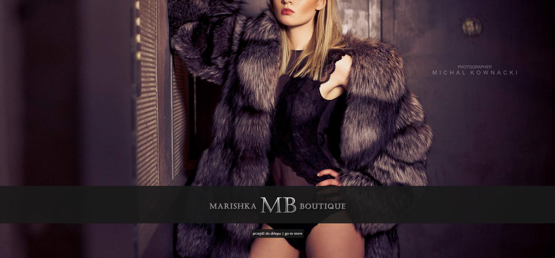 Strona gówna Marishka Boutique
