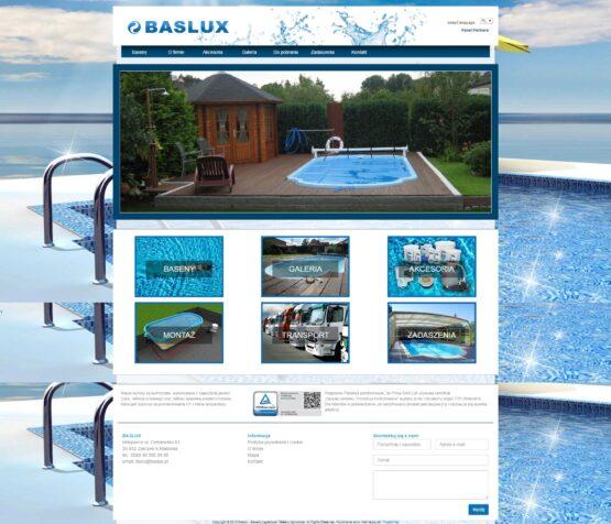 Strona gówna BASLUX