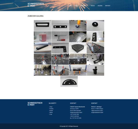 Strona galeria FraMa-BT