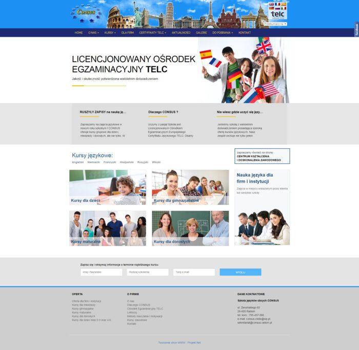 Strona główna SJO Consus