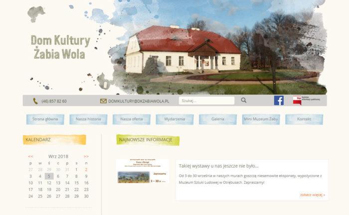 Dom Kultury Żabia Wola